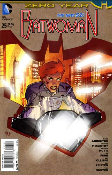 Batwoman #25 comic books - cover scans photos Batwoman #25 comic books - covers, picture gallery