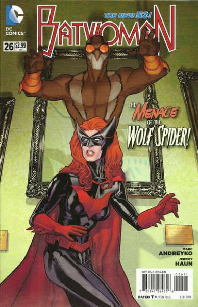 Batwoman #26 Comic Books - Covers, Scans, Photos  in Batwoman Comic Books - Covers, Scans, Gallery