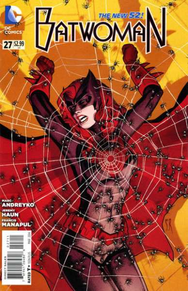 Batwoman #27 Comic Books - Covers, Scans, Photos  in Batwoman Comic Books - Covers, Scans, Gallery