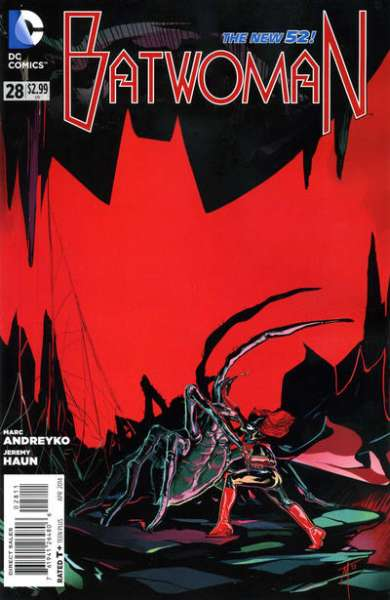Batwoman #28 Comic Books - Covers, Scans, Photos  in Batwoman Comic Books - Covers, Scans, Gallery
