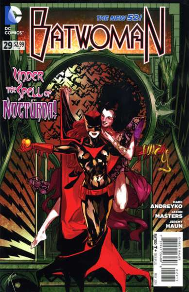 Batwoman #29 Comic Books - Covers, Scans, Photos  in Batwoman Comic Books - Covers, Scans, Gallery