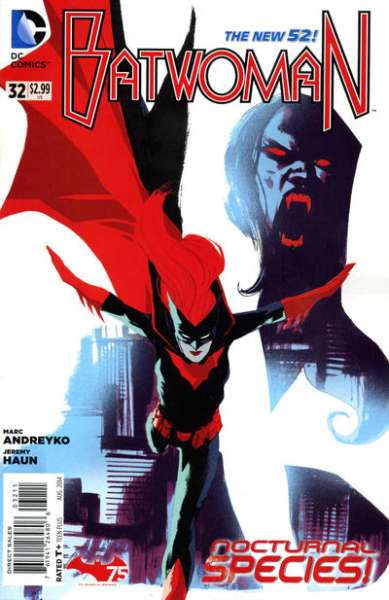 Batwoman #32 Comic Books - Covers, Scans, Photos  in Batwoman Comic Books - Covers, Scans, Gallery