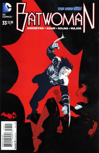 Batwoman #33 comic books for sale