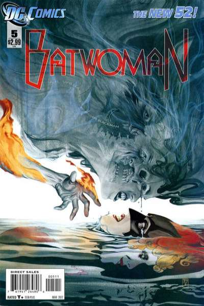 Batwoman #5 Comic Books - Covers, Scans, Photos  in Batwoman Comic Books - Covers, Scans, Gallery