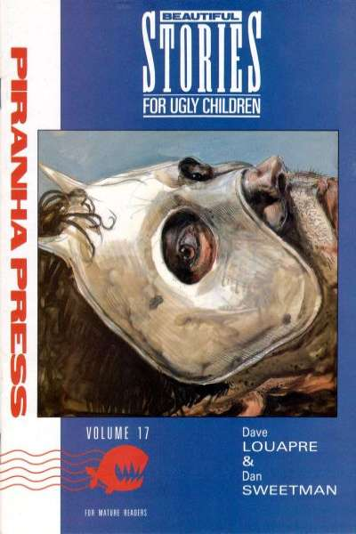 Beautiful Stories for Ugly Children #17 comic books for sale