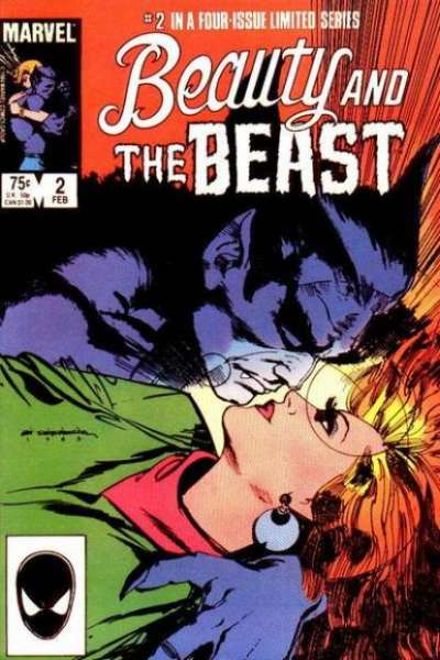 Beauty and the Beast #2 Comic Books - Covers, Scans, Photos  in Beauty and the Beast Comic Books - Covers, Scans, Gallery