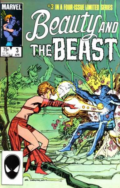 Beauty and the Beast #3 Comic Books - Covers, Scans, Photos  in Beauty and the Beast Comic Books - Covers, Scans, Gallery