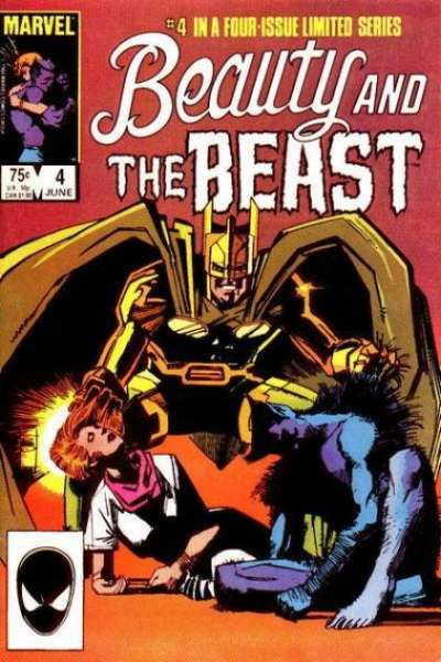 Beauty and the Beast #4 Comic Books - Covers, Scans, Photos  in Beauty and the Beast Comic Books - Covers, Scans, Gallery