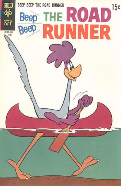 Beep Beep: The Road Runner #12 Comic Books - Covers, Scans, Photos  in Beep Beep: The Road Runner Comic Books - Covers, Scans, Gallery