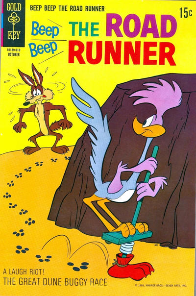 Beep Beep: The Road Runner #14 Comic Books - Covers, Scans, Photos  in Beep Beep: The Road Runner Comic Books - Covers, Scans, Gallery