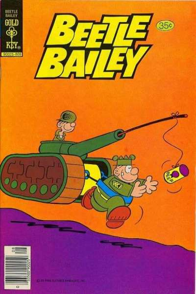 Beetle Bailey #122 comic books for sale