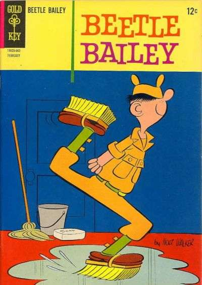 Beetle Bailey #48 comic books for sale