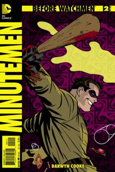 Before Watchmen: Minutemen #2 Comic Books - Covers, Scans, Photos  in Before Watchmen: Minutemen Comic Books - Covers, Scans, Gallery