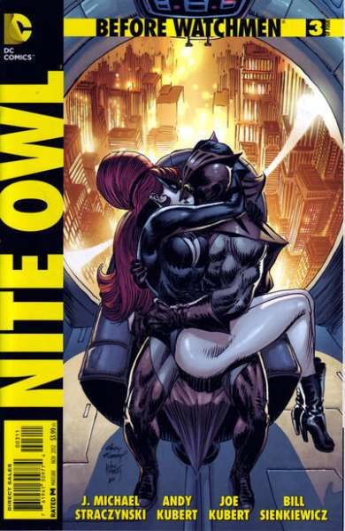 Before Watchmen: Nite Owl #3 Comic Books - Covers, Scans, Photos  in Before Watchmen: Nite Owl Comic Books - Covers, Scans, Gallery