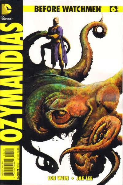 Before Watchmen: Ozymanidias #6 comic books for sale