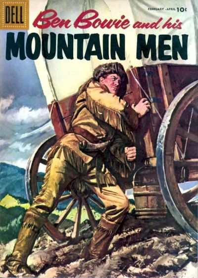 Ben Bowie and his Mountain Men #10 Comic Books - Covers, Scans, Photos  in Ben Bowie and his Mountain Men Comic Books - Covers, Scans, Gallery