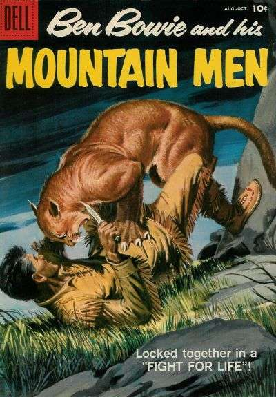 Ben Bowie and his Mountain Men #16 Comic Books - Covers, Scans, Photos  in Ben Bowie and his Mountain Men Comic Books - Covers, Scans, Gallery