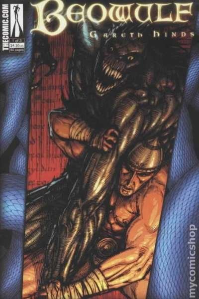 Beowulf #1 Comic Books - Covers, Scans, Photos  in Beowulf Comic Books - Covers, Scans, Gallery