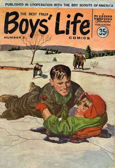 Best of Boys Life Comics #2 comic books for sale