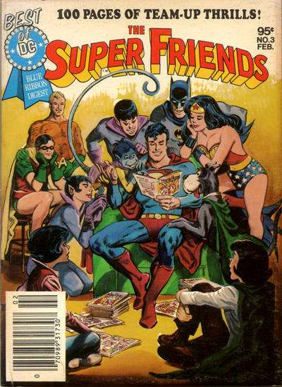 Best of DC #3 Comic Books - Covers, Scans, Photos  in Best of DC Comic Books - Covers, Scans, Gallery