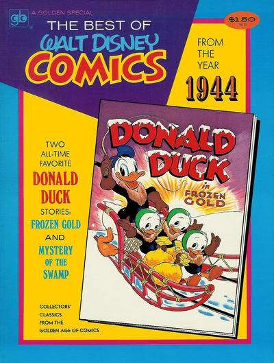 Best of Walt Disney Comics Comic Books. Best of Walt Disney Comics Comics.