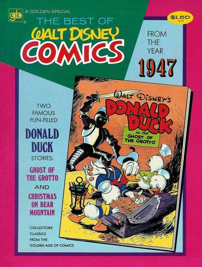 Best of Walt Disney Comics #4 comic books for sale