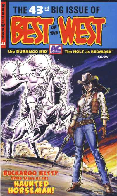 Best of the West #43 comic books - cover scans photos Best of the West #43 comic books - covers, picture gallery