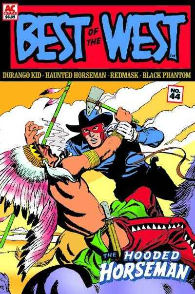 Best of the West #44 comic books - cover scans photos Best of the West #44 comic books - covers, picture gallery