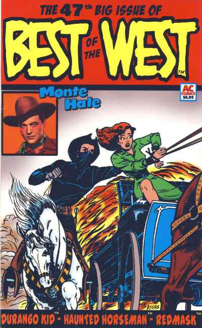 Best of the West #47 comic books - cover scans photos Best of the West #47 comic books - covers, picture gallery