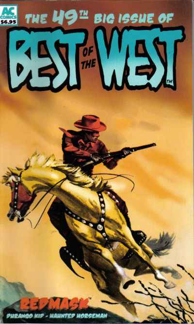 Best of the West #49 Comic Books - Covers, Scans, Photos  in Best of the West Comic Books - Covers, Scans, Gallery