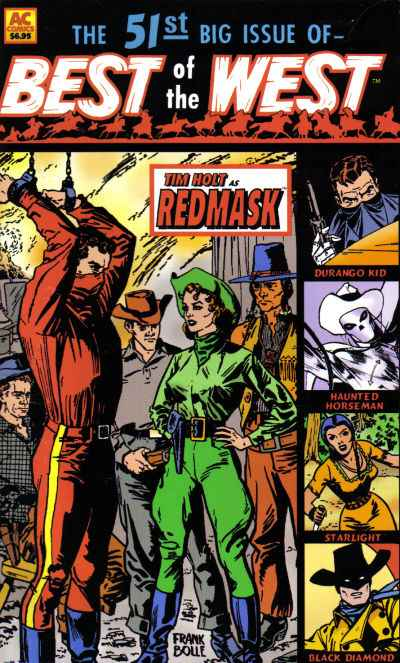 Best of the West #51 Comic Books - Covers, Scans, Photos  in Best of the West Comic Books - Covers, Scans, Gallery