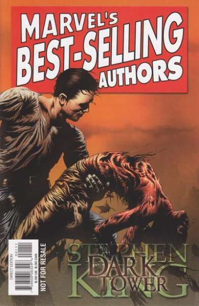 Best-Selling Authors Sampler #1 comic books for sale