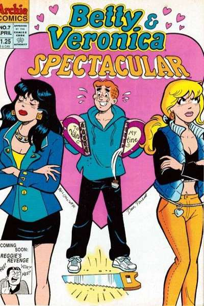 Betty and Veronica Spectacular #7 Comic Books - Covers, Scans, Photos  in Betty and Veronica Spectacular Comic Books - Covers, Scans, Gallery