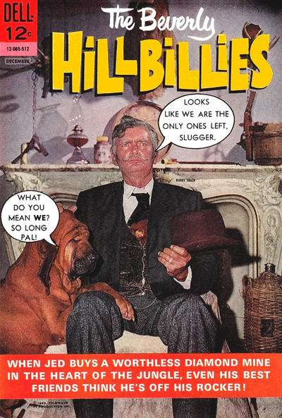 Beverly Hillbillies #11 Comic Books - Covers, Scans, Photos  in Beverly Hillbillies Comic Books - Covers, Scans, Gallery