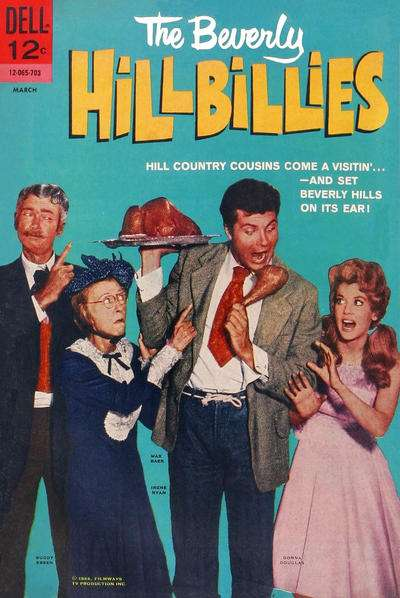 Beverly Hillbillies #16 Comic Books - Covers, Scans, Photos  in Beverly Hillbillies Comic Books - Covers, Scans, Gallery