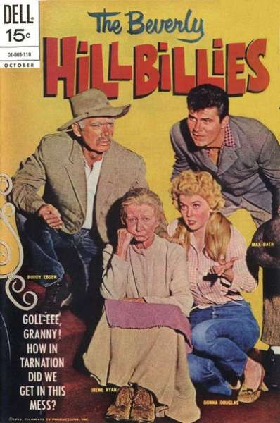 Beverly Hillbillies #21 Comic Books - Covers, Scans, Photos  in Beverly Hillbillies Comic Books - Covers, Scans, Gallery