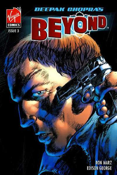 Beyond #3 comic books - cover scans photos Beyond #3 comic books - covers, picture gallery