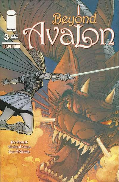 Beyond Avalon #3 comic books for sale
