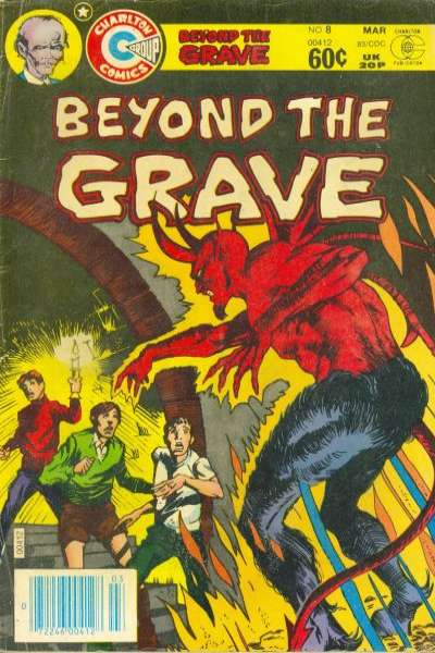 Beyond the Grave #8 Comic Books - Covers, Scans, Photos  in Beyond the Grave Comic Books - Covers, Scans, Gallery