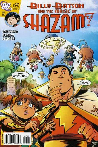 Billy Batson and the Magic of Shazam! #17 Comic Books - Covers, Scans, Photos  in Billy Batson and the Magic of Shazam! Comic Books - Covers, Scans, Gallery