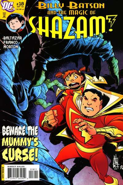 Billy Batson and the Magic of Shazam! #18 comic books for sale