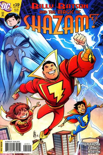 Billy Batson and the Magic of Shazam! #19 comic books for sale