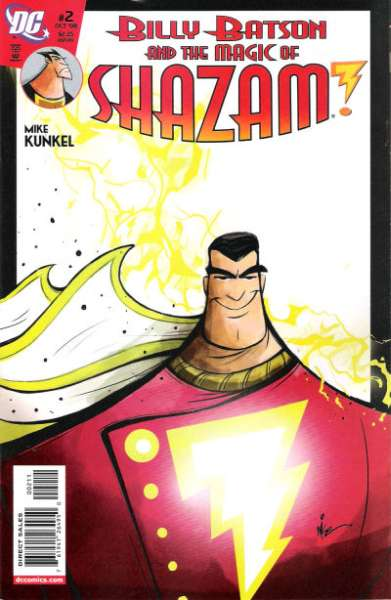 Billy Batson and the Magic of Shazam! #2 comic books - cover scans photos Billy Batson and the Magic of Shazam! #2 comic books - covers, picture gallery