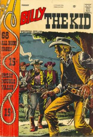 Billy the Kid #11 Comic Books - Covers, Scans, Photos  in Billy the Kid Comic Books - Covers, Scans, Gallery