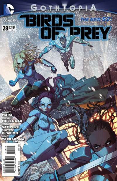Birds of Prey #28 Comic Books - Covers, Scans, Photos  in Birds of Prey Comic Books - Covers, Scans, Gallery
