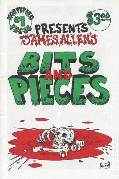 Bits and Pieces #1 comic books for sale