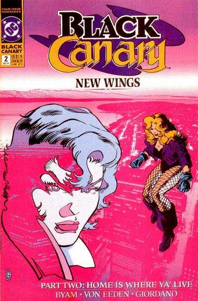 Black Canary #2 Comic Books - Covers, Scans, Photos  in Black Canary Comic Books - Covers, Scans, Gallery