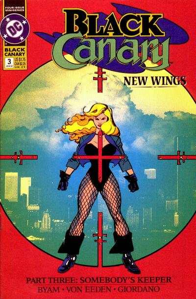 Black Canary #3 comic books - cover scans photos Black Canary #3 comic books - covers, picture gallery