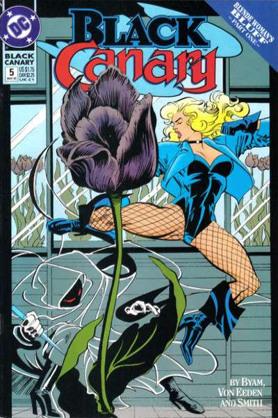 Black Canary #5 comic books for sale