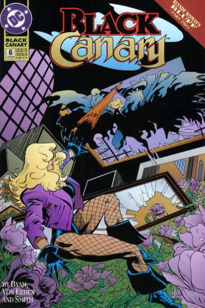 Black Canary #6 comic books for sale